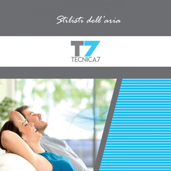 Brochure Tecnica 7 cover