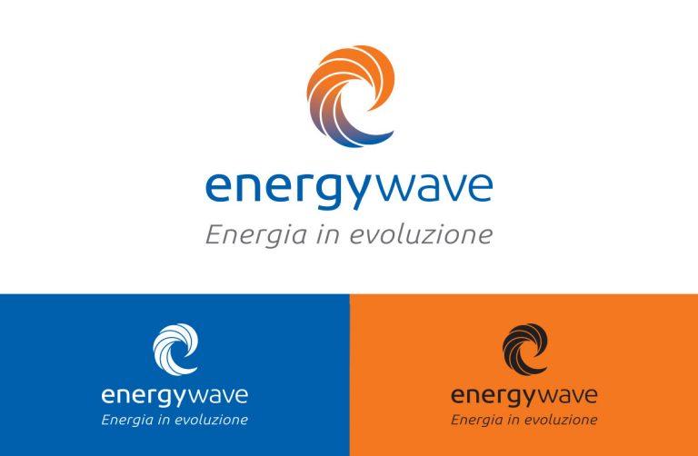 Logo energy wave