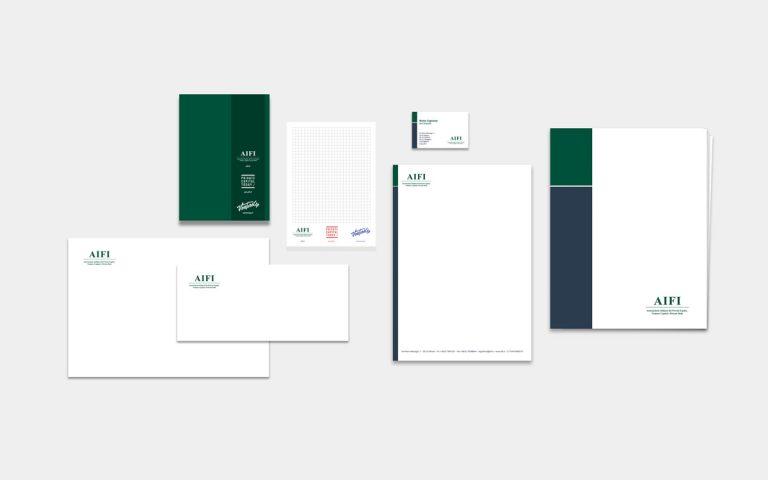 Kreas grafica aifi brand v2