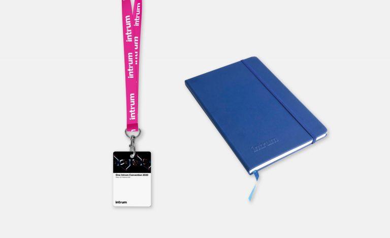 Kreas grafica intrum badge