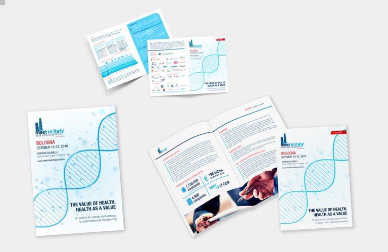 Kreas grafica mit brochure std