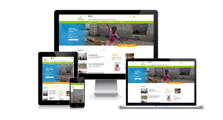 Kreas website fondazioneprosa
