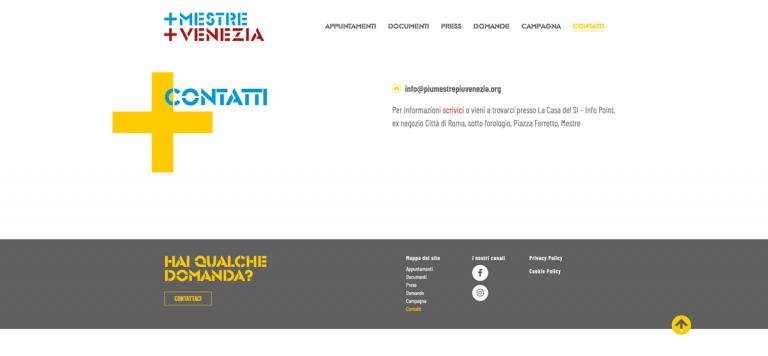 Kreas website piumestrepiuvenezia org contatti (1)