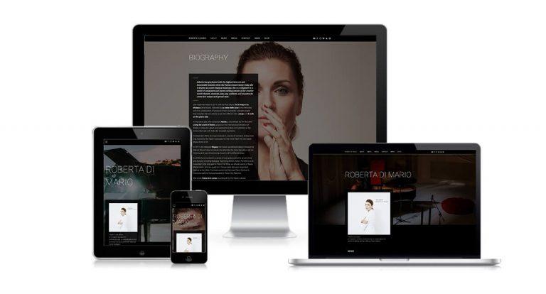 Kreas website roberrtadimario