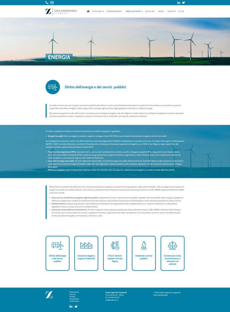 Kreas website sazalex energia