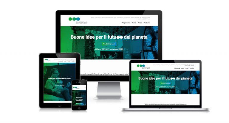 Kreas website verdeblu