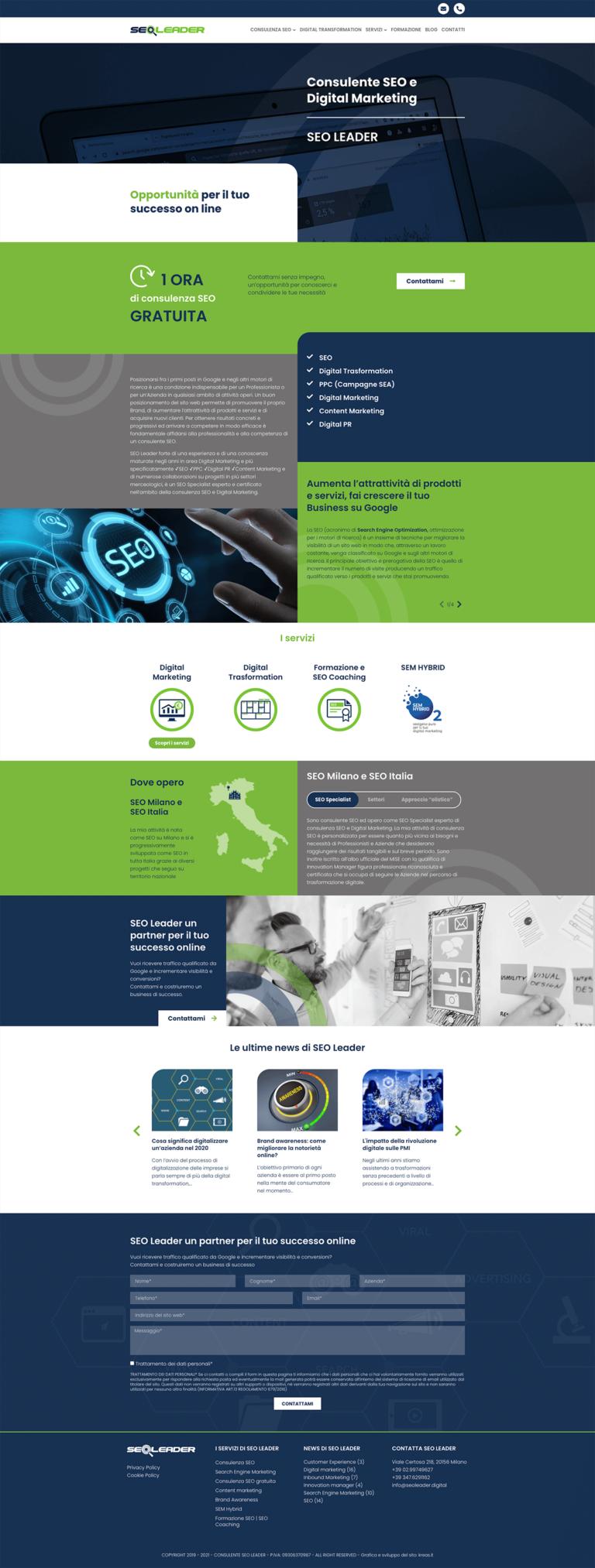 Seoleader digital home