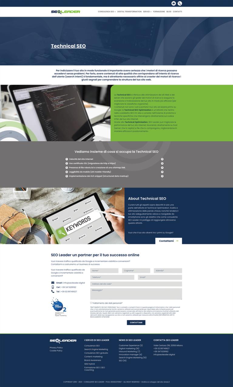 Seoleader digital technical seo