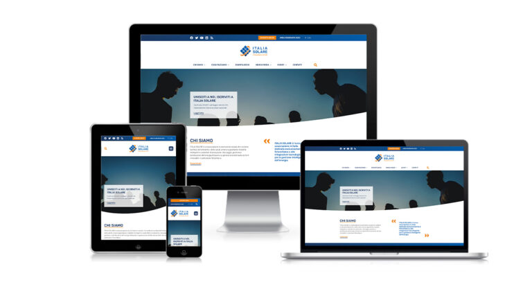 Kreas website italia solare